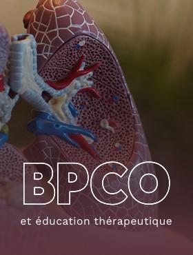 BPCO et éducation thérapeutique du patient
