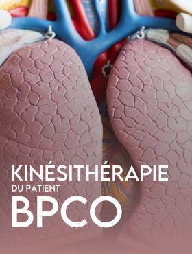 Kinésithérapie du patient BPCO
