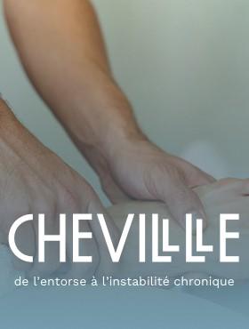 Cheville : de l'entorse à l'instabilité chronique