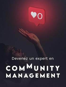 Devenez expert en community management
