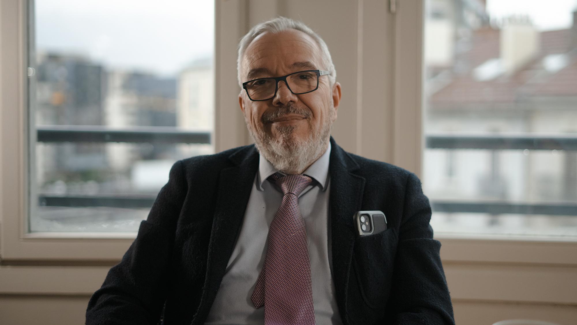 Dr Yves Tourné